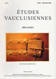 etudes_vauclusiennes